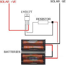 battery charger wiring