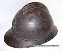 french adrian helmets