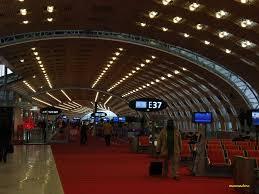 charles de gaulle airport terminal