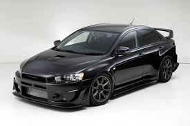 mitsubishi evo body kits