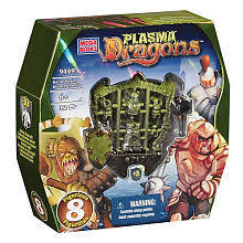 mega bloks plasma dragon