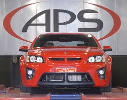 APS Intercooled Twin Turbo
