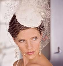 modern bridal veils
