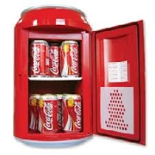 coke cola fridges