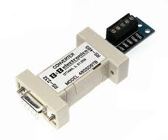 rs232 to rs485 converters