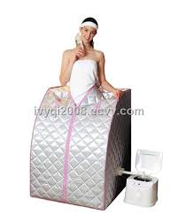 portable steam saunas