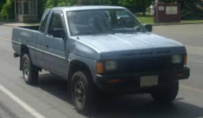 86 nissan truck