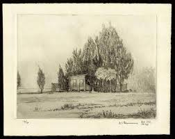 old etchings