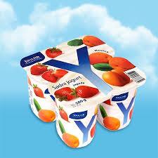 fruit yoghurt