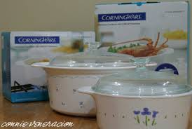 corningware casseroles