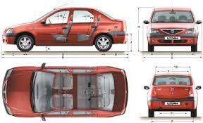 car dimension