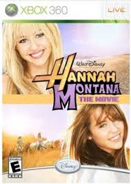 hannah montana the movie video game