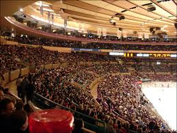 madison square garden rangers