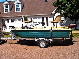 plastic bass boats