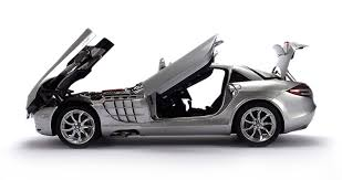 mercedes mclaren cars