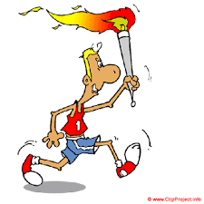 cartoon sports clip art