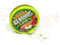 ice breakers candy