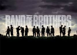 band of brothers dvd cover