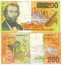 belgium franc