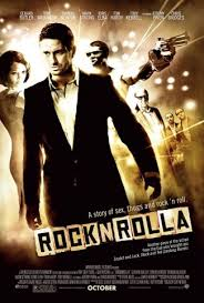 rock n rolla movie poster