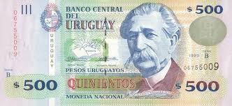 pesos uruguayos
