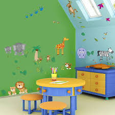 childrens wall paper