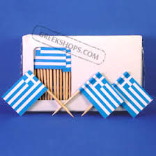 greek party decorations