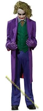 heath ledger joker outfit