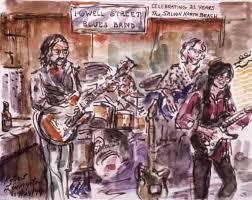 band drawings