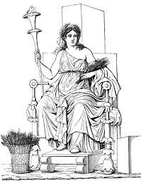 greek gods and goddess symbols