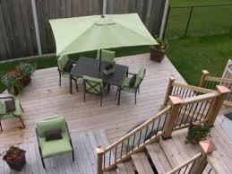 small backyard decks