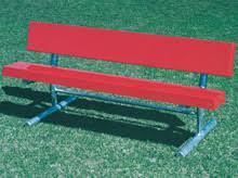 fiberglass bench