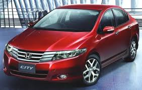 honda city automatic