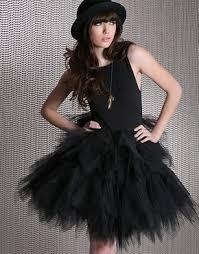 black tutu dresses