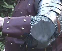elbow armour