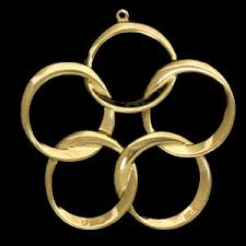 five golden rings