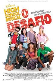 High  School  Musical  Brasil  –  O  Desafio – Dublado – 2010