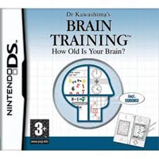 brain ds game