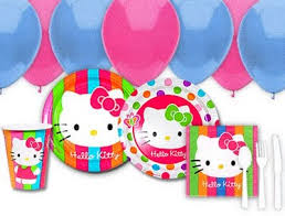 hello kitty party kit