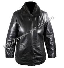 leather fur jackets
