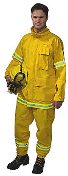 firefighter coat