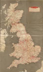 british railways map