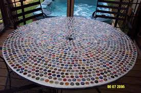 outdoor table top