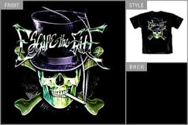 escape the fate shirt