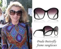 prada butterfly glasses