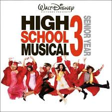 high school musical 3 album cover