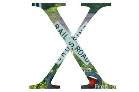 picture of the letter x