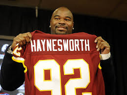 albert haynesworth jersey