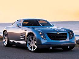 chrysler crossfire photos