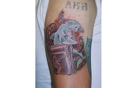 dolphin tats